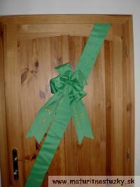 Stuha na dvere 1